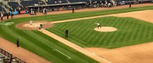 Michael at Yankee Stadium